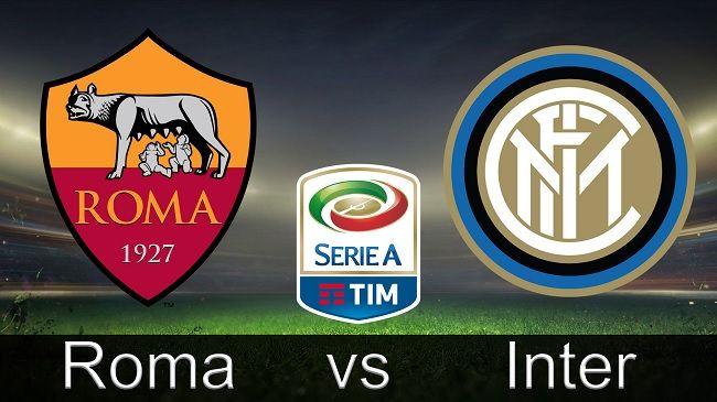 Live: Roma vs Inter Milan   Inter milan, Sport team logos, Milan