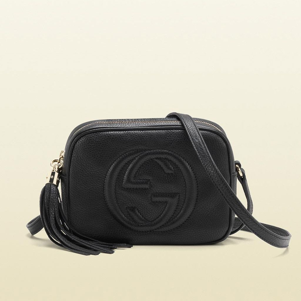 the bag of my dreams - Gucci Soho Leather Disco Bag