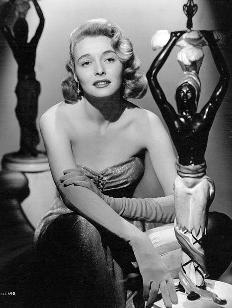 Patricia Neal, circa late 1940s.