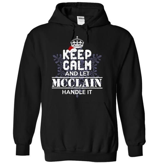 MCCLAIN-Special For Christmas - #tshirt pattern #boyfriend sweatshirt. BUY-TODAY => https://www.sunfrog.com/Names/MCCLAIN-Special-For-Christmas-ojuue-Black-5770634-Hoodie.html?68278