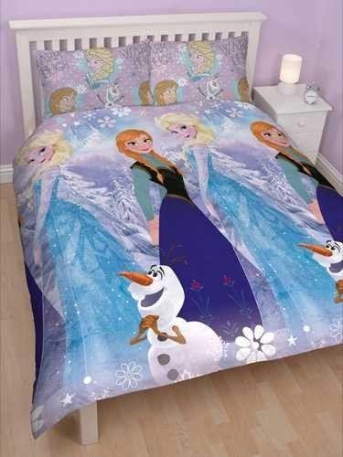 Amazon Funda Nordica Frozen.Funda Nordica Frozen Reversible 200x200cm Jess Frozen Bedding