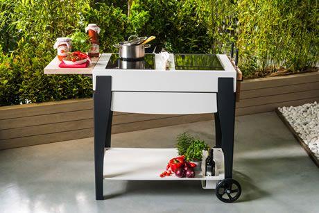 Mobicook Trolleys - INDU+- Belgian Design-Induplus