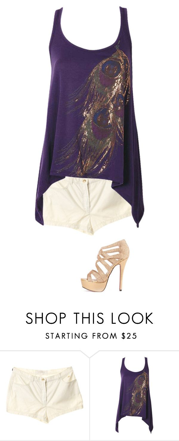 """""""Untitled #118"""" by chancesmom ❤ liked on Polyvore featuring ESCADA"""