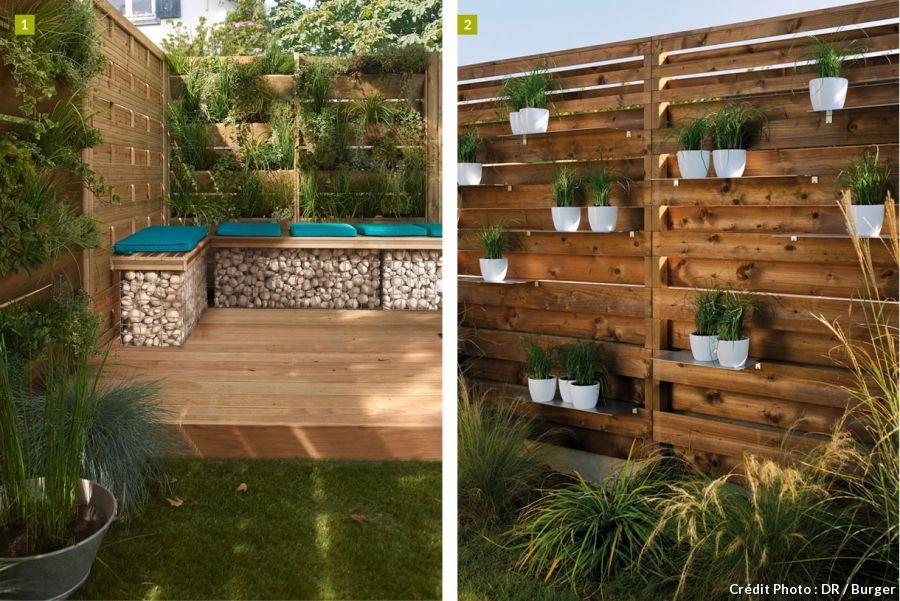 15 solutions pour créer un jardin vertical | Balconies and Gardens