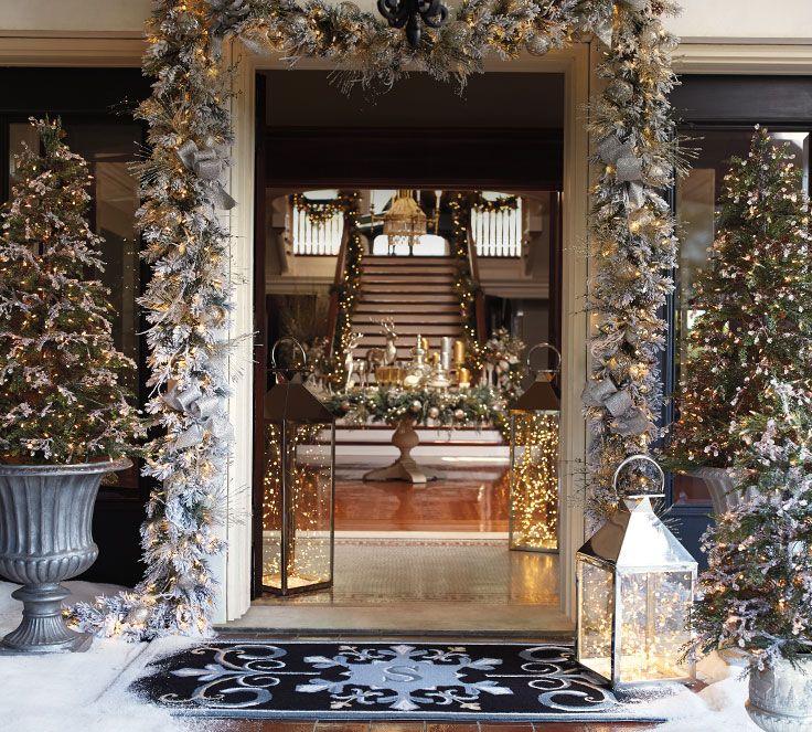 Frontgate Home Decor: Christmas Decorations