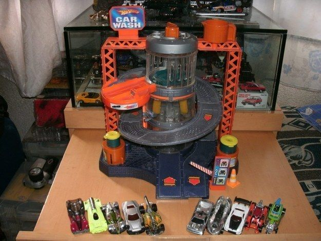 El Autolavado De Hot Wheels Old Life Pinterest Hot Wheels