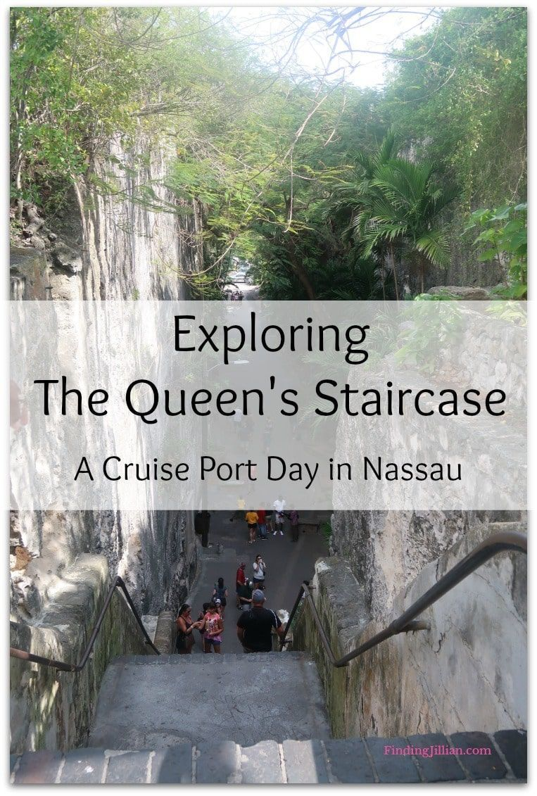 Exploring The Queen S Staircase In Nassau Bahamas With Images