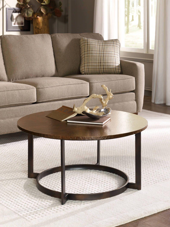 Nueva Coffee Table By Hammary Hom Furniture Coffee Table Furniture Occasional Table [ 1500 x 1126 Pixel ]