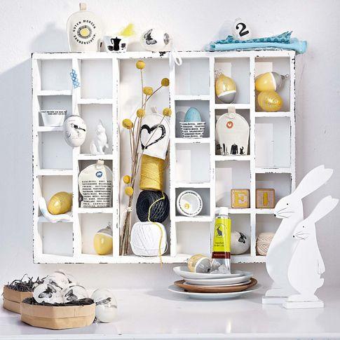 Setzkasten antik look in wei bei impressionen wichtig pinterest k stchen setzkasten und - Kinderzimmer impressionen ...