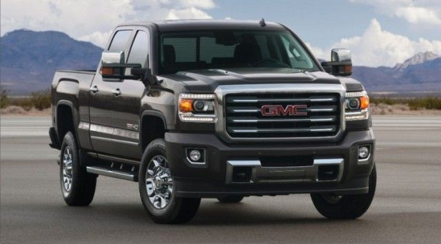 2018 Gmc Sierra 2500 Hd Diesel Gmc Trucks Gmc Sierra Gmc Vehicles