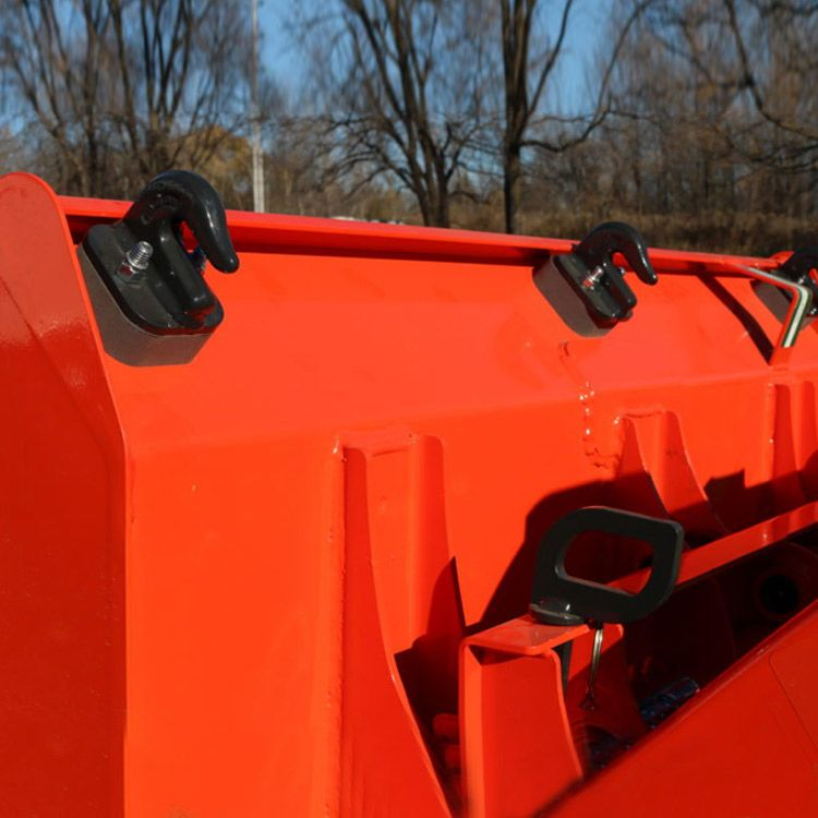 BOLT-ON BUCKET HOOKS FOR KUBOTA BX SERIES TRACTORS | Kubota Tractor