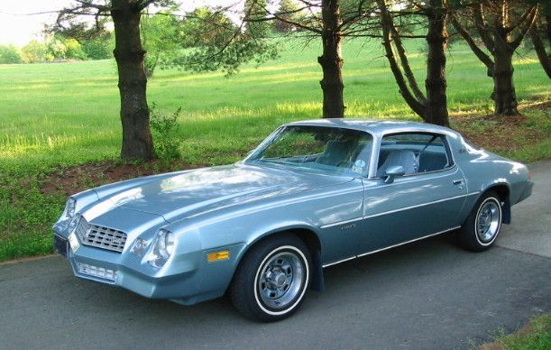 1978 Camaro, purchased 1986 for $2,400 | Vehicles