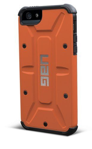 URBAN ARMOR GEAR Case for iPhone 5/5S Rust on http://unique-cases.kerdeal.com/urban-armor-gear-case-for-iphone-55s-rust