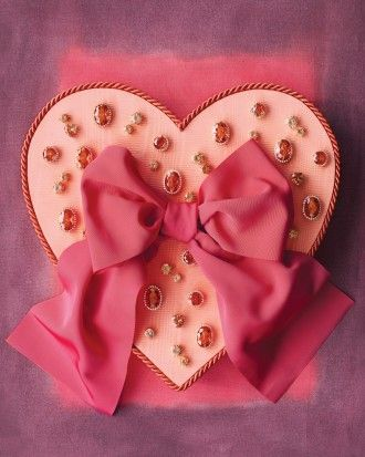 """See the """"Bejeweled Valentine's Day Box"""" in our gallery"""