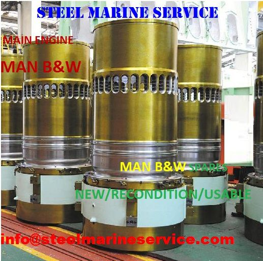 STEEL MARINE SERVICE IS SUPPLIERS OF SHIP TECHNICAL/MACHIN…   MAN