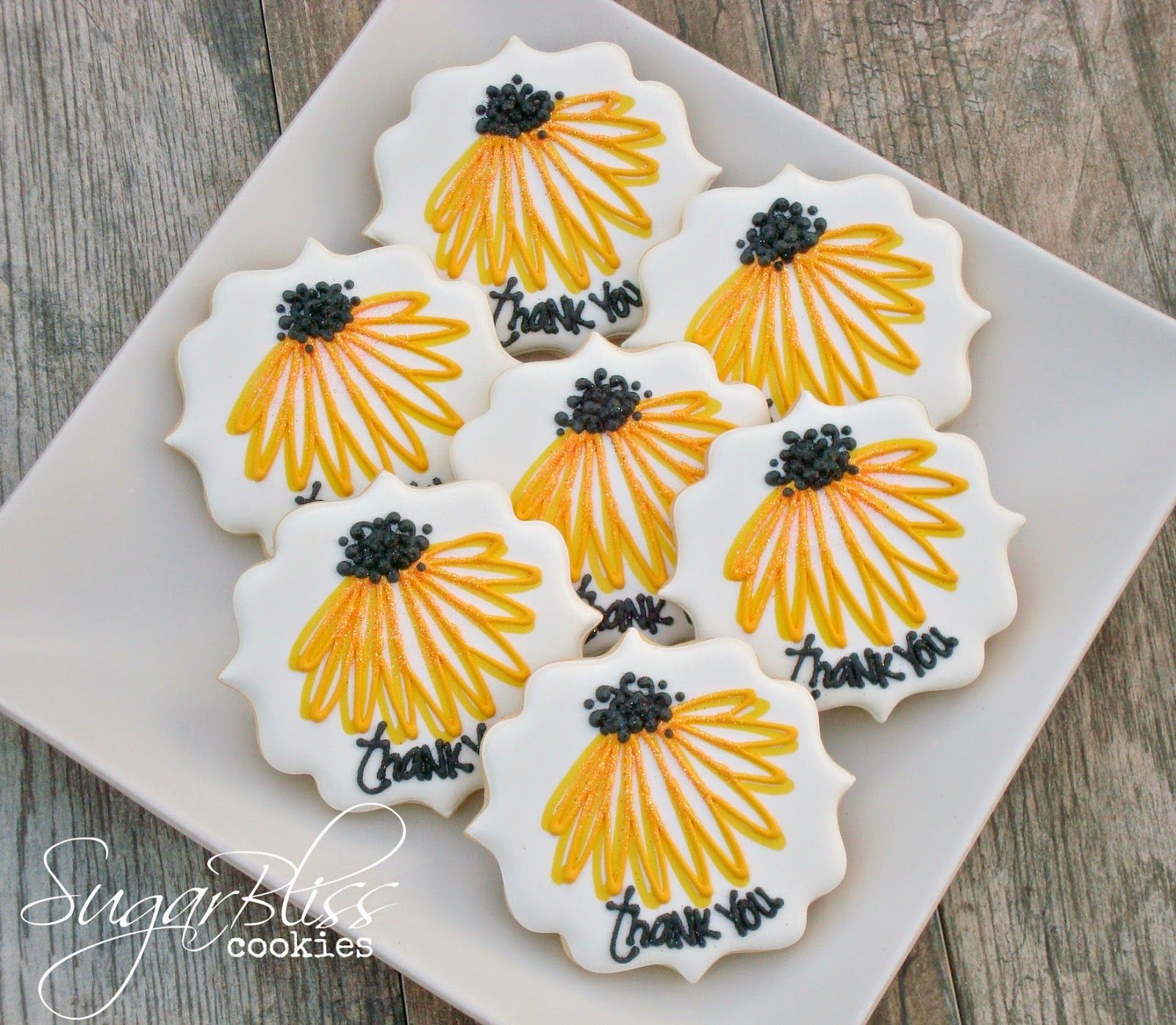 SugarBliss Cookies: The Gift of Thank You