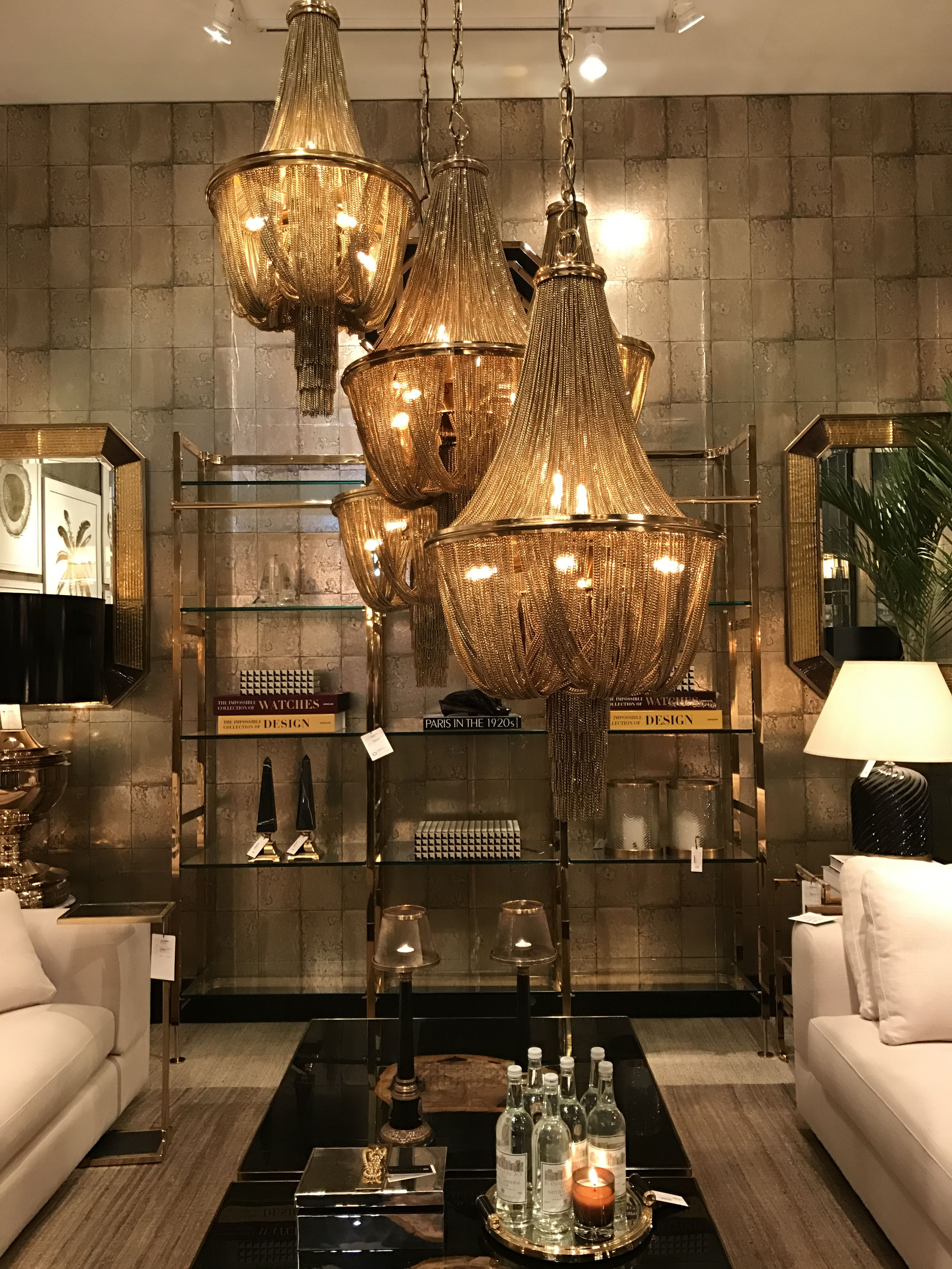 We loved this eichholtz stand at maison et objet this year