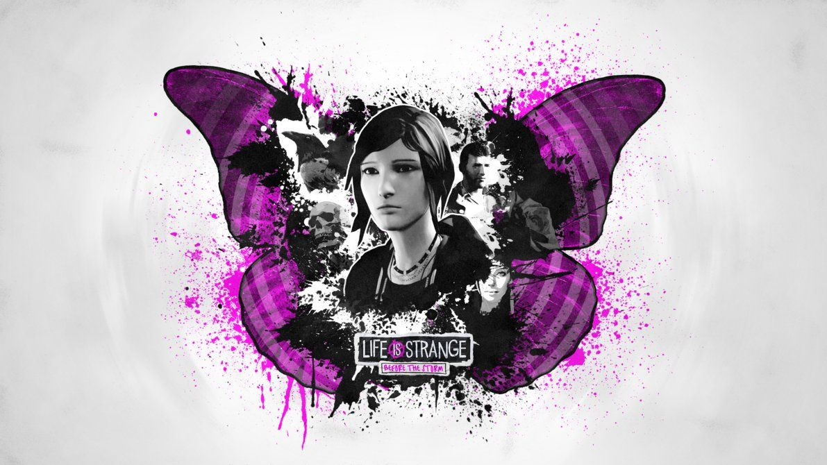 Life Is Strange Before The Storm Wallpaper By Rocklou Deviantart