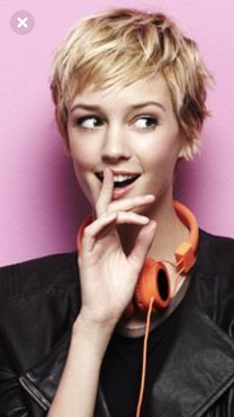 Épinglé par Delphine Verschuere sur Short hair en 2019
