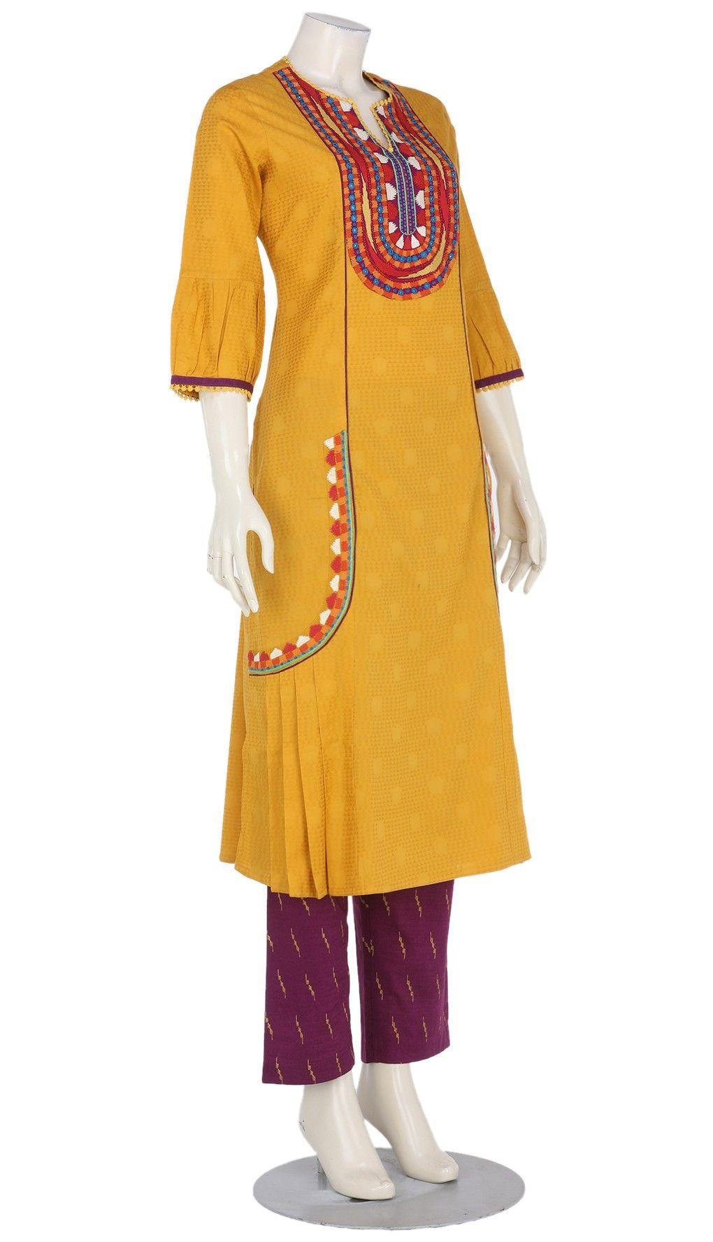 Pakistani Kurta Kutri Winter kameez stitched new ready made designer khadi  Xl M