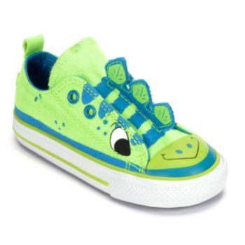 bc0fea3edb341c Violet would love these!! Converse Chuck Taylor All Star Dinosaur ...