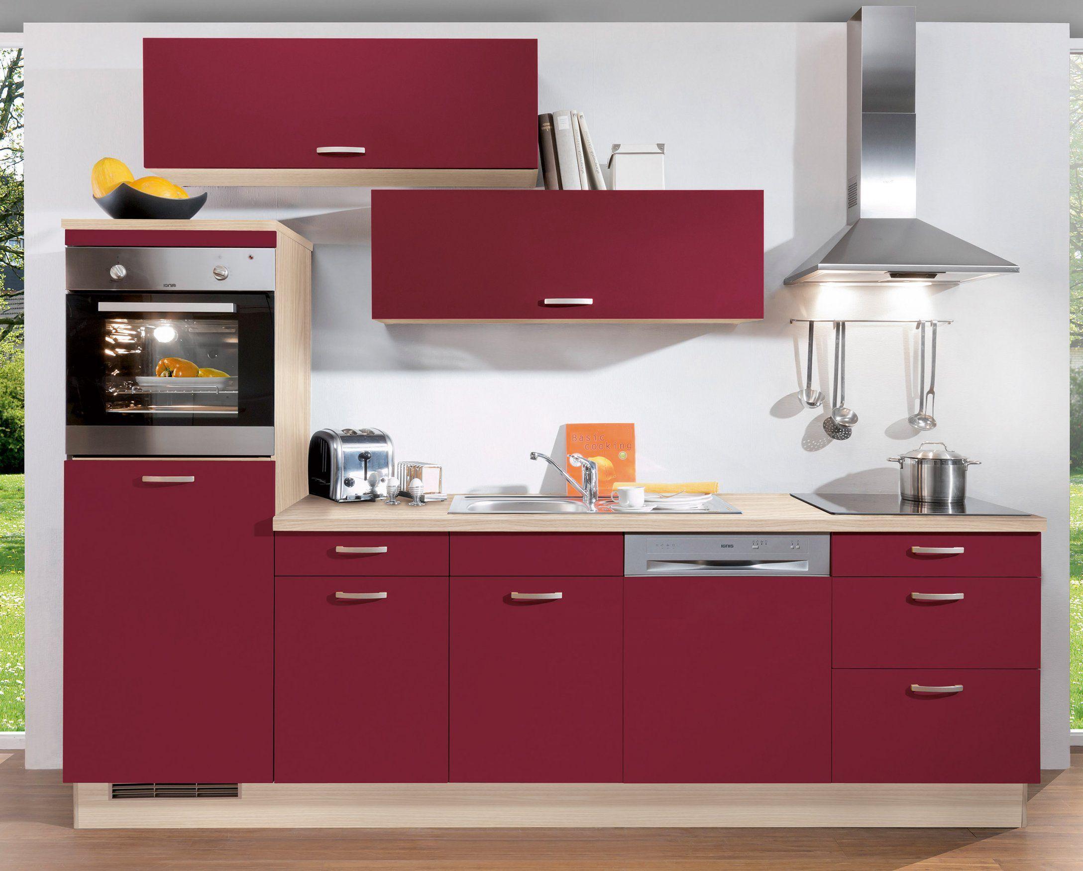 Komplett Küchen Mit Elektrogeräten Günstig Kaufen Kuche Geraten