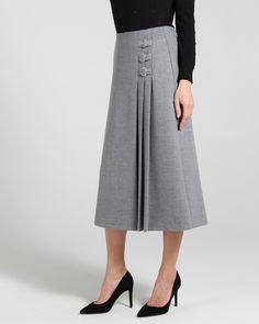 Ekol Uzun Kase Etek Etekli Kiyafetler Etek Kadin Modasi Elbiseler