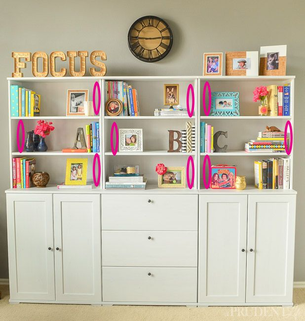 How To Decorate Shelves decorate your shelves like a pro | decorate bookshelves