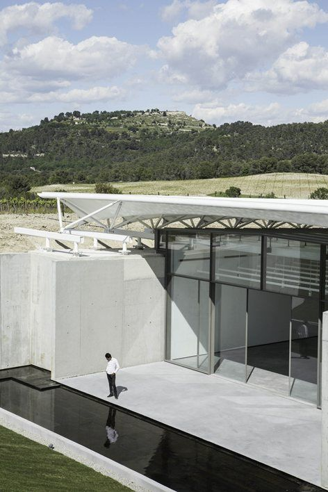 Château La Coste Art Gallery, Aix-en-Provence, 2017 - RPBW - Renzo Piano Building Workshop