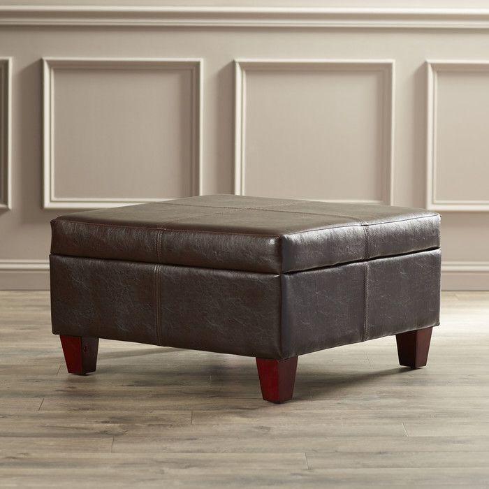 Outstanding Donellan Storage Ottoman Home Square Storage Ottoman Ibusinesslaw Wood Chair Design Ideas Ibusinesslaworg