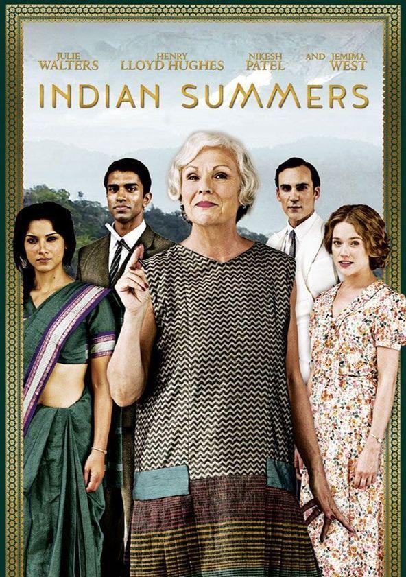 Is Netflix, Amazon, Hulu, etc. streaming Indian Summers