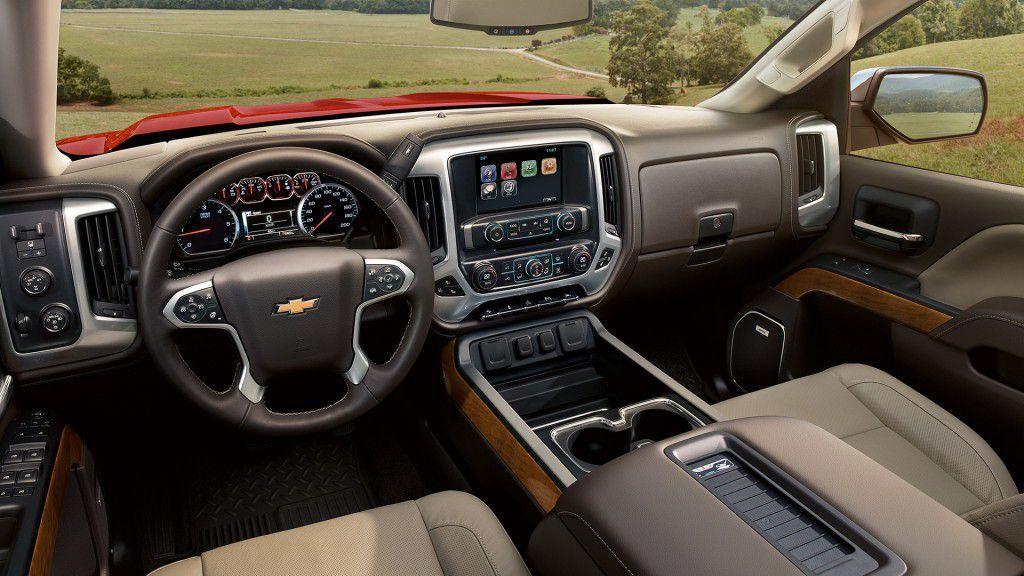 Chevy Silverado Build And Price Canada