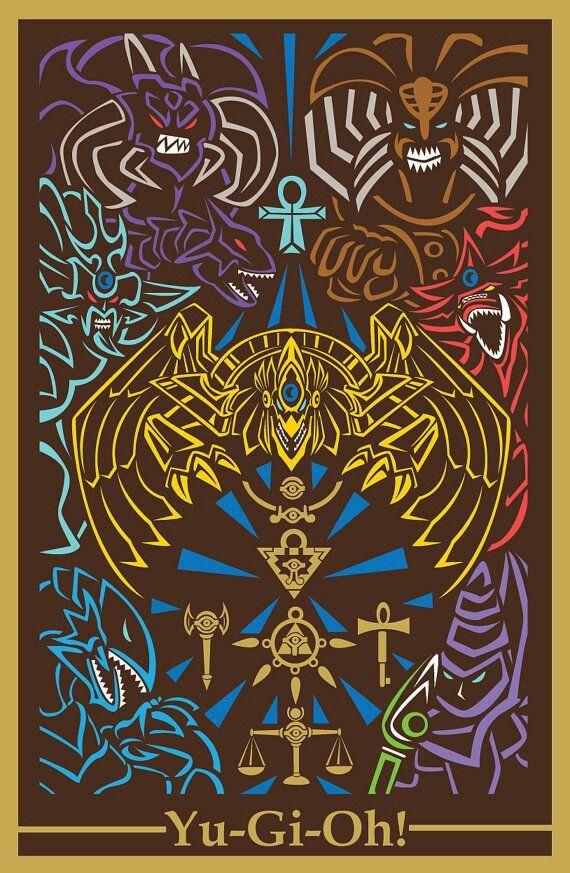 Yu-Gi-Oh! Duel Monsters | Millennium Items, Zork, Exodia the Forbidden One, [Egy… 4K