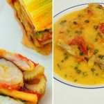 Provencal Seafood Dinner Menu for the Holidays