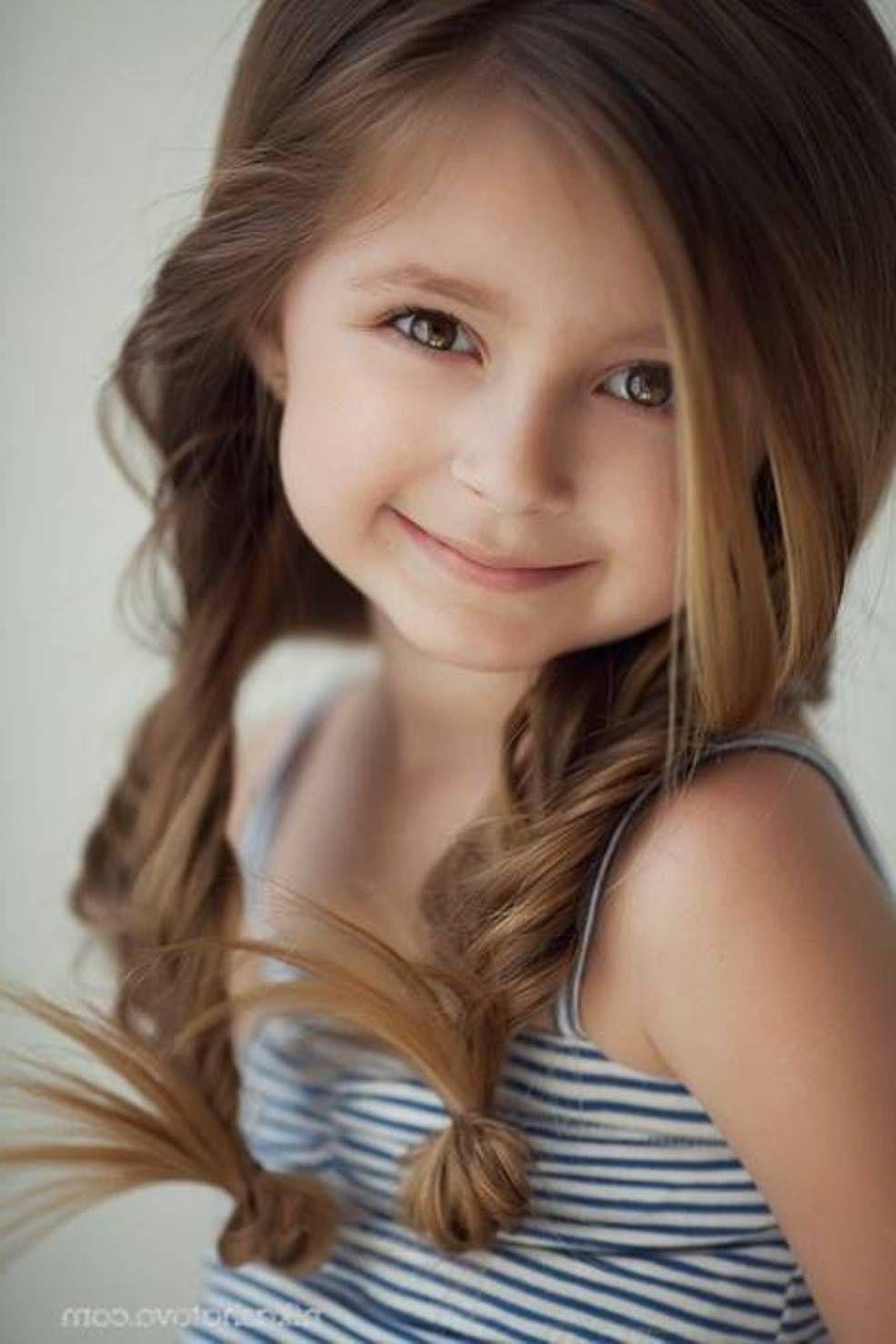 Awe Inspiring Little Girls Cute Hairstyles And Hairstyles On Pinterest Short Hairstyles For Black Women Fulllsitofus