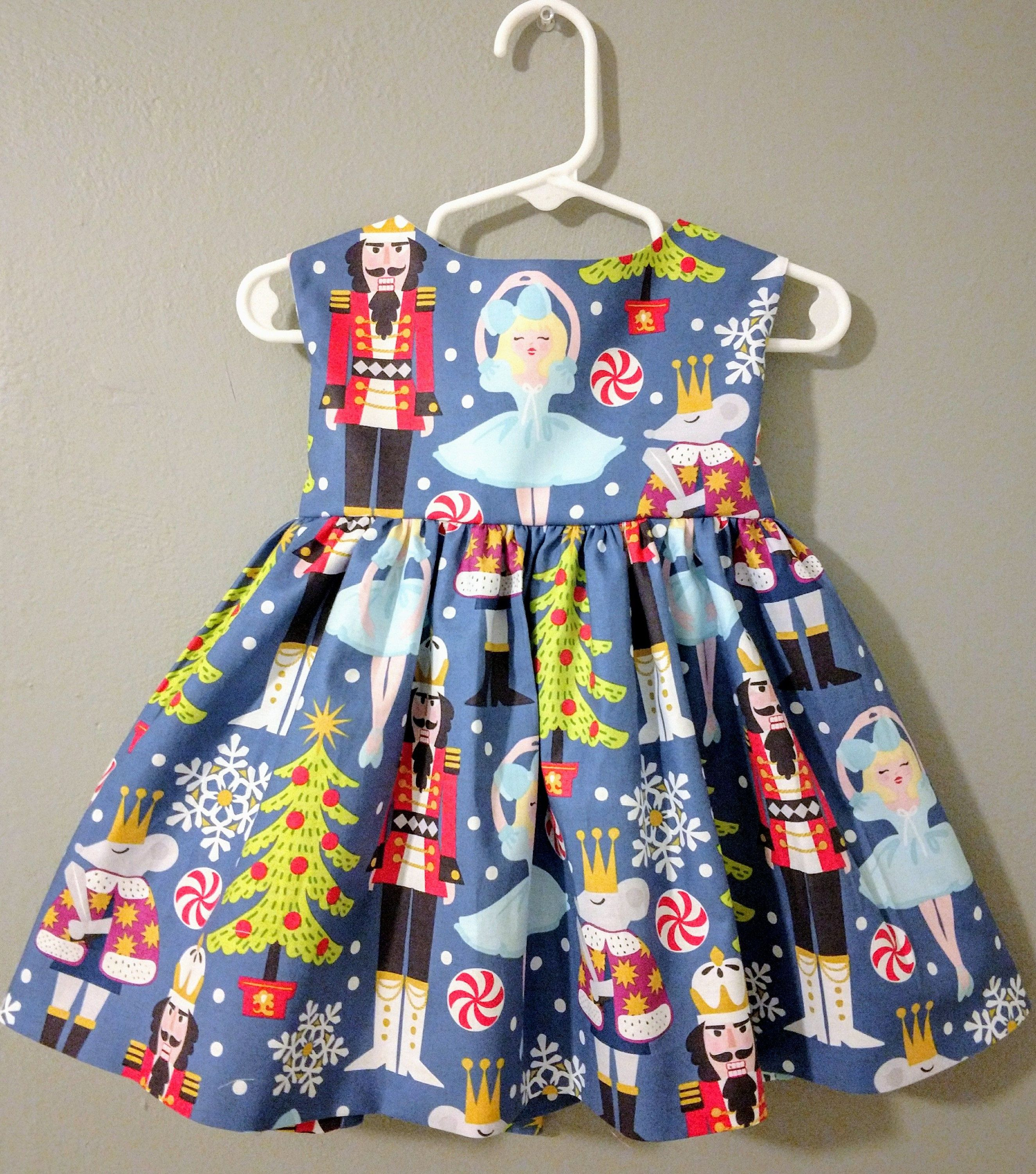 54a2cc2edde2 Nutcracker dress, Nutcracker ballet dress, girls Christmas dress, baby Christmas  dress, 1st Christmas dress, Christmas dress for girls, ...
