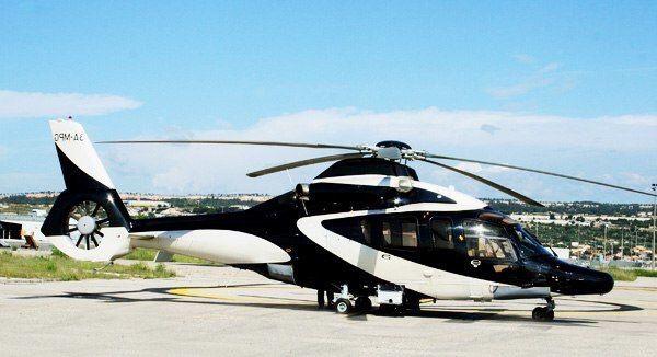 Hubschrauber Modest Foto Art