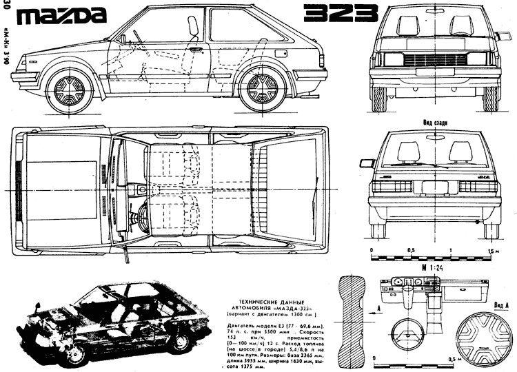 Mazda 323 smcars car blueprints forum vehicles pinterest mazda 323 smcars car blueprints forum malvernweather Gallery