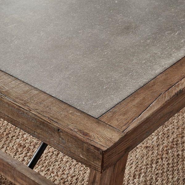 Hi Tech Kitchen Concrete Dining Table Concrete Table