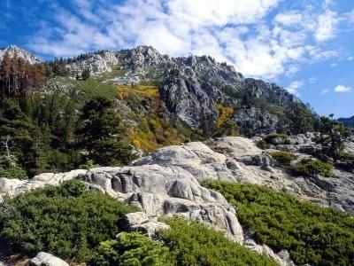 Sierra Nevada Mountain Facts for Kids | NEVADA | Sierra