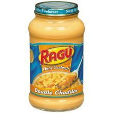 Ragu Cheese Sauce Makes The Best Mac And Cheese And My Family Is Super
