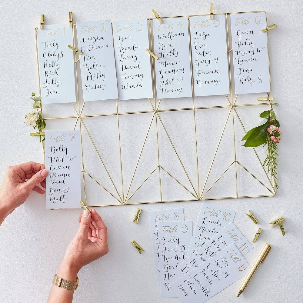 Wire Frame Table Plan Set In 2020 Wedding Table Planner Wedding Table Plan Table Planner