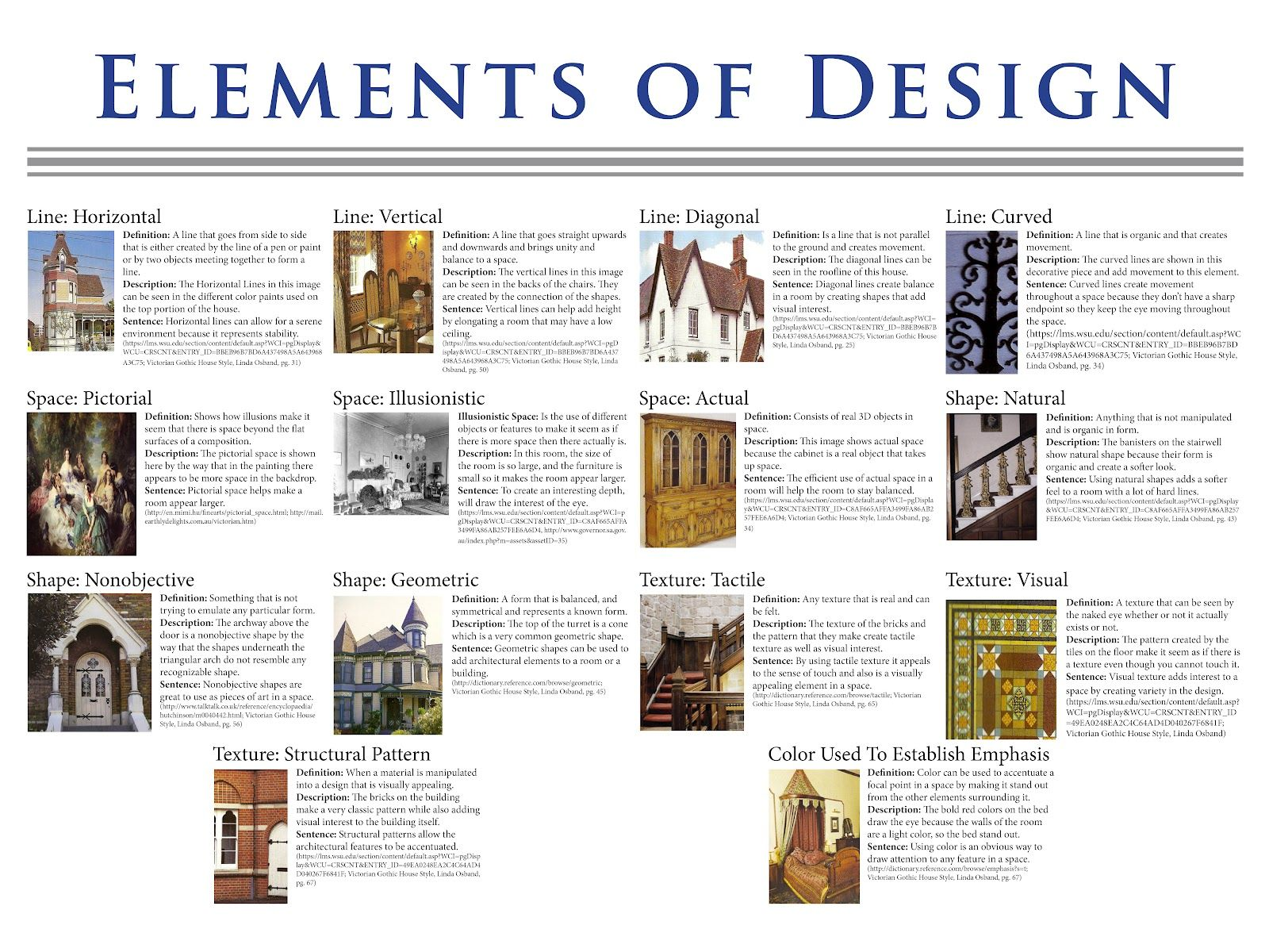 Elements And Principles Of Design In Photography : Line horizontal vertical diagonal curved space