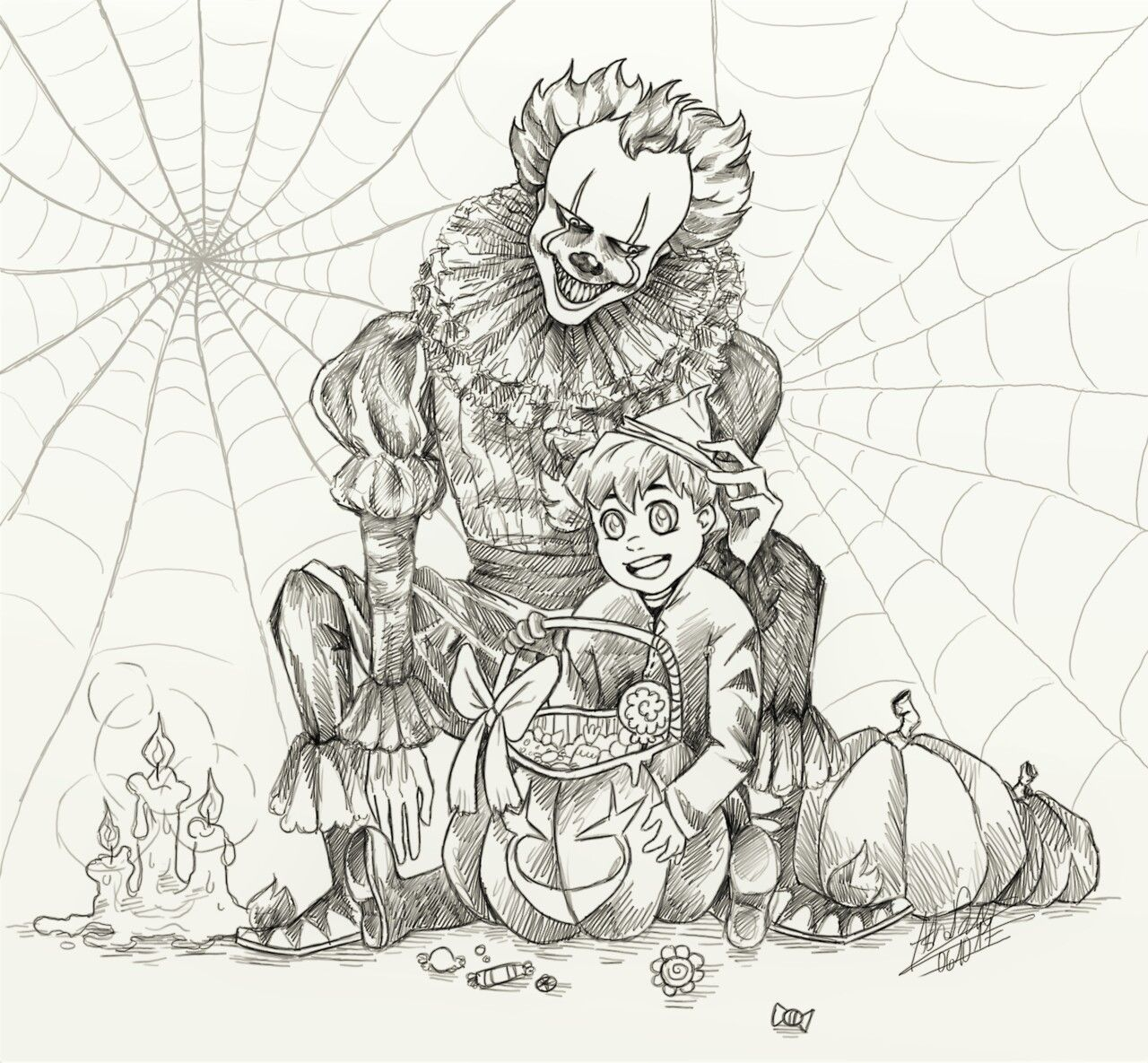 Pin By Shelby Cardwell On Halloween Halloween Coloring Pages Halloween Coloring Scary Coloring Pages