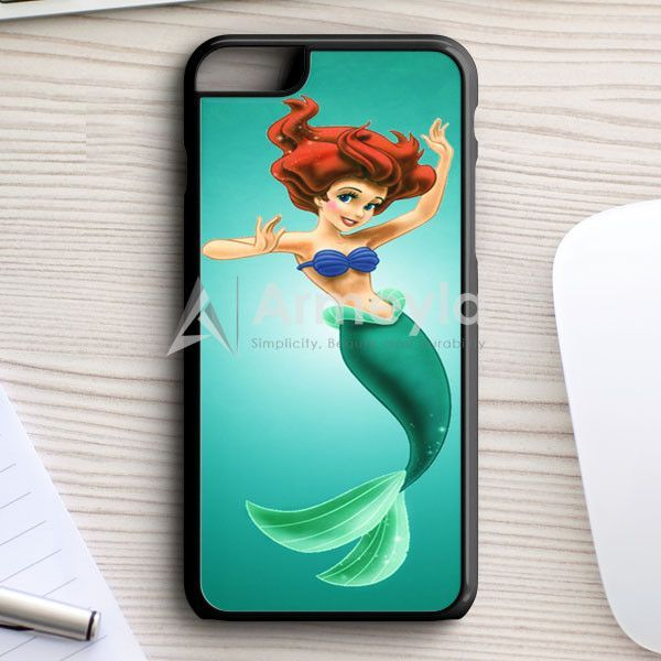 Ariel The Little Mermaid 2 iPhone 7 Plus Case   armeyla.com