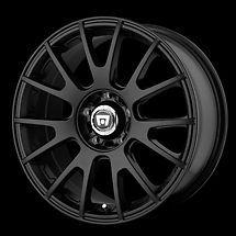 4 17 Inch Motegi Racing 17x8 Black 5 Lug Vw 5x112 Rims Wheels