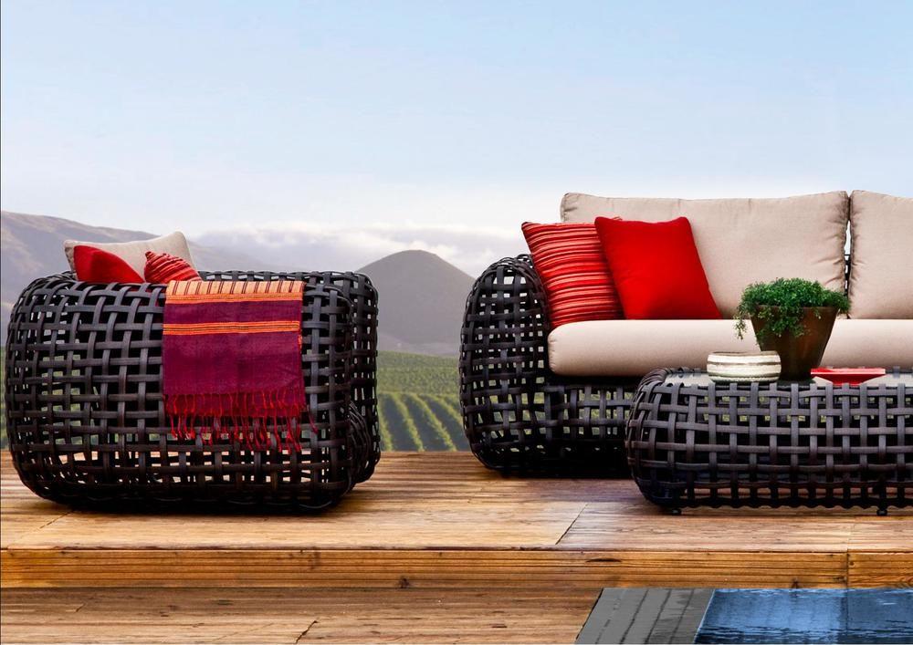 ... Cobonpue KC Matilda #seating #chair #outdoorfurniture The Great  Outdoors   Designer Gartenmobel Kenneth ...