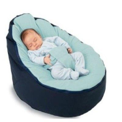 Levmoon Medium Bean Bag Chair Kids Bed For Sleeping