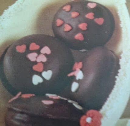Artes da Neli: Bem-Casado de Chocolate