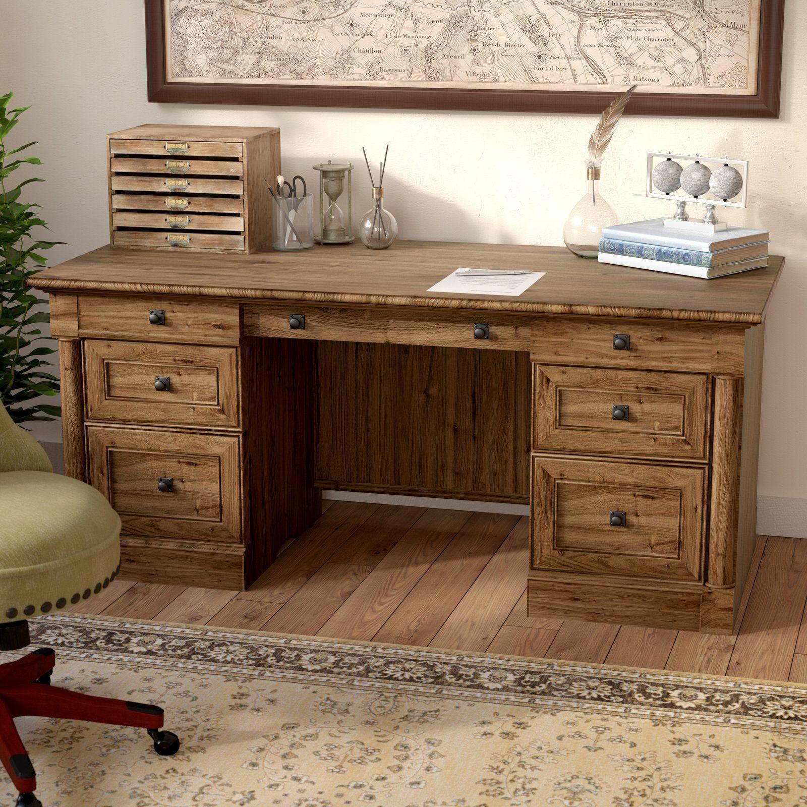 Orviston Executive Desk Desk Executive Desk Furniture